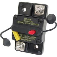 Blue Sea Systems 285 Series 50Amp Thermal Circuit Breaker 7183