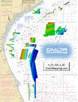 CMOR Chart NE.FL.,GA.,SC-SIMRAD