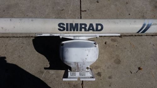 Simrad RB717A Used scanner