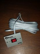 Xantrex 8089500 Power Inverter Remote On Off Switch for X-Power Inverters 8089500
